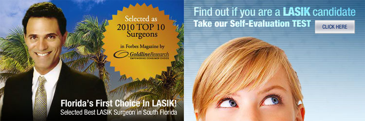 Cohen laser and vision center eye surgery